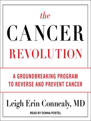 cover image of The Cancer Revolution