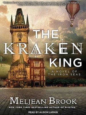 cover image of The Kraken King