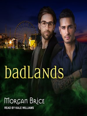 cover image of Badlands Series, Book 1