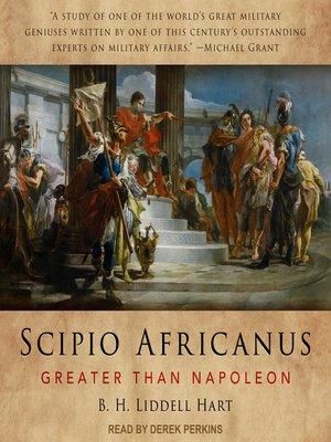 cover image of Scipio Africanus