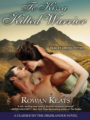 cover image of To Kiss a Kilted Warrior