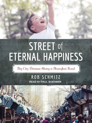 cover image of Street of Eternal Happiness
