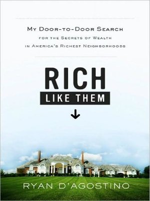 cover image of Rich Like Them