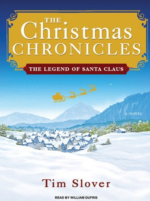 cover image of The Christmas Chronicles