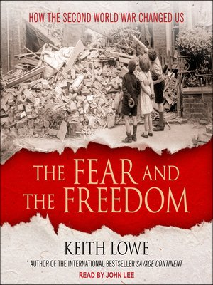 cover image of The Fear and the Freedom