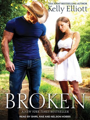 cover image of Broken Series, Book 1