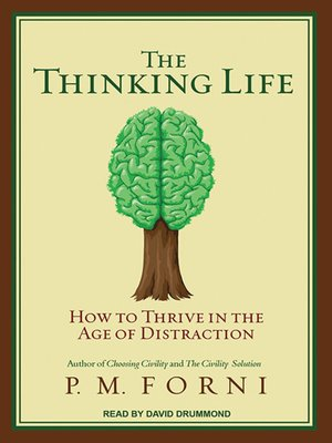 cover image of The Thinking Life