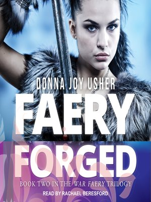 cover image of Faery Forged
