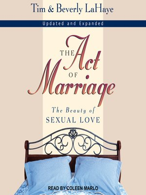 cover image of The Act of Marriage