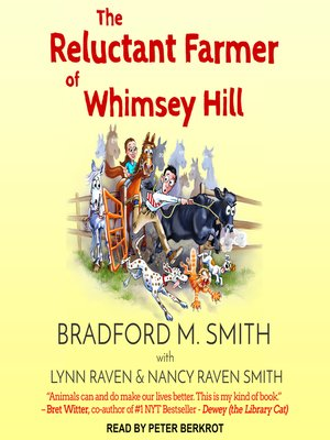 cover image of The Reluctant Farmer of Whimsey Hill