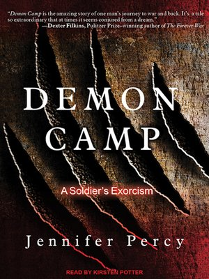 cover image of Demon Camp