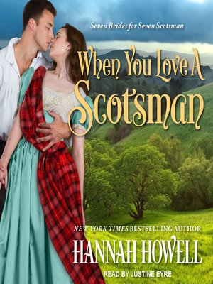 cover image of When You Love a Scotsman