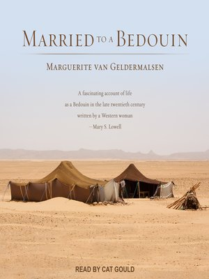 cover image of Married to a Bedouin