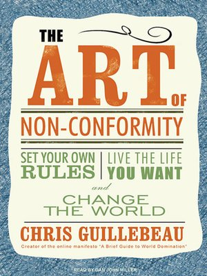 cover image of The Art of Non-Conformity