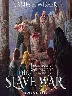 cover image of The Slave War