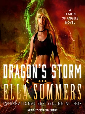 cover image of Dragon's Storm