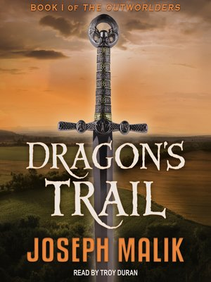 cover image of Dragon's Trail