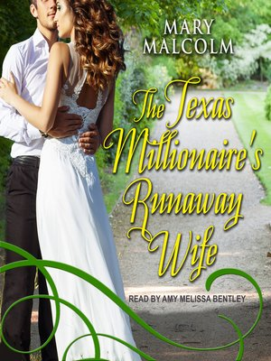 cover image of The Texas Millionaire's Runaway Wife