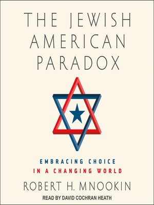 cover image of The Jewish American Paradox