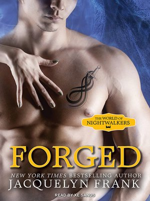 cover image of Forged--The World of Nightwalkers