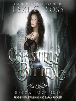 cover image of Chastely Bitten