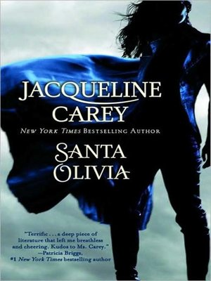cover image of Santa Olivia Series, Book 1