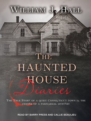 cover image of The Haunted House Diaries