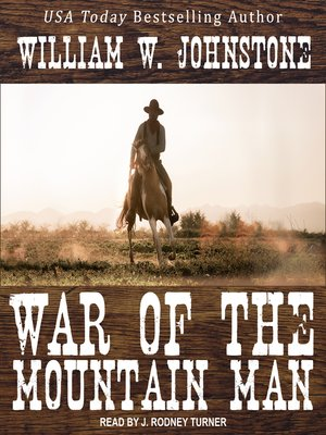 cover image of War of the Mountain Man