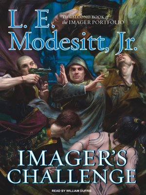 cover image of Imager's Challenge