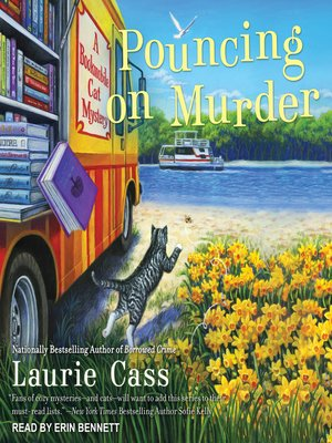 cover image of Pouncing on Murder