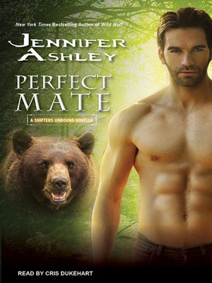 cover image of Perfect Mate--A Shifters Unbound Novella