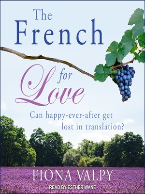 cover image of The French for Love