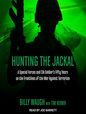 cover image of Hunting the Jackal
