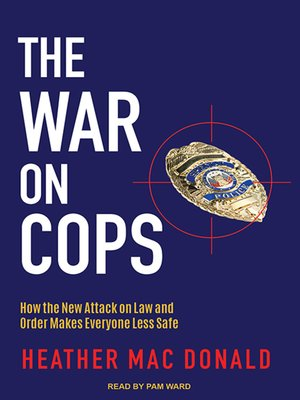 cover image of The War on Cops