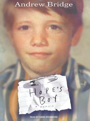 cover image of Hope's Boy