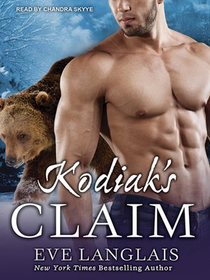 cover image of Kodiak's Claim