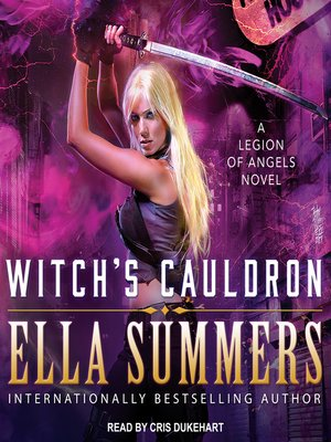 cover image of Witch's Cauldron