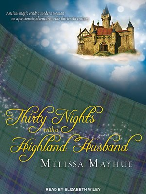 cover image of Thirty Nights With a Highland Husband