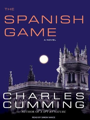 cover image of The Spanish Game