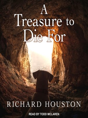 cover image of A Treasure to Die For
