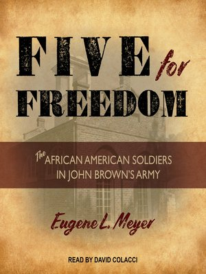 cover image of Five for Freedom