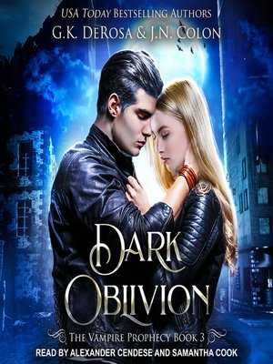 cover image of Dark Oblivion