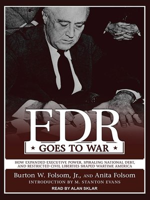 cover image of FDR Goes to War