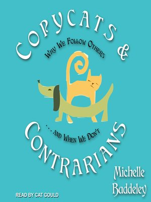 cover image of Copycats and Contrarians