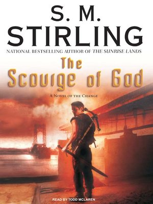 cover image of The Scourge of God--A Novel of the Change