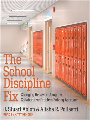 cover image of The School Discipline Fix