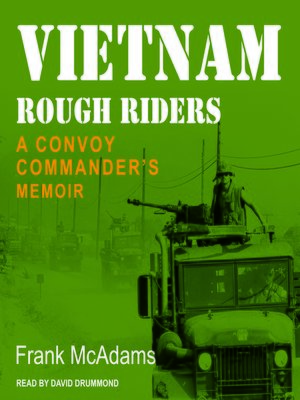 cover image of Vietnam Rough Riders