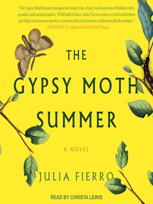 cover image of The Gypsy Moth Summer