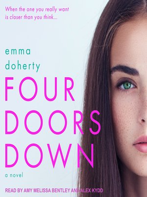 cover image of Four Doors Down Series, Book 1