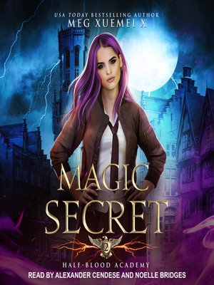 cover image of Magic Secret